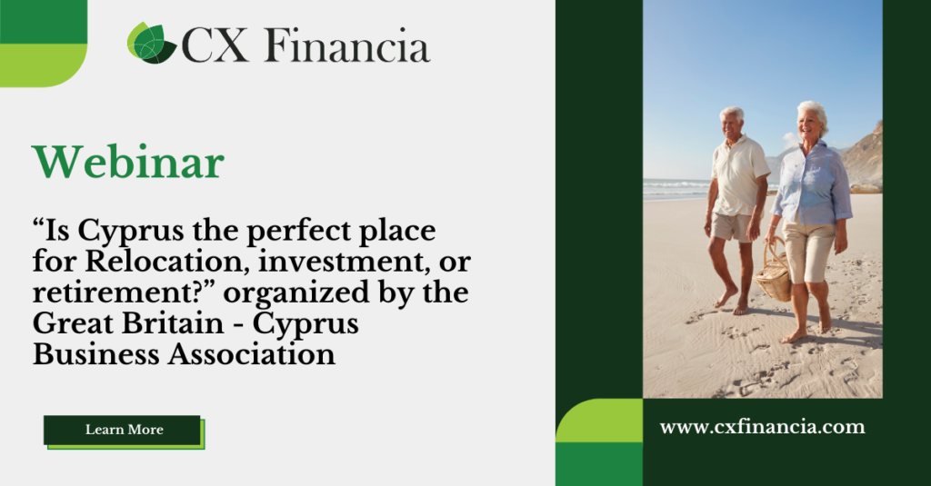 CX Financia webinar