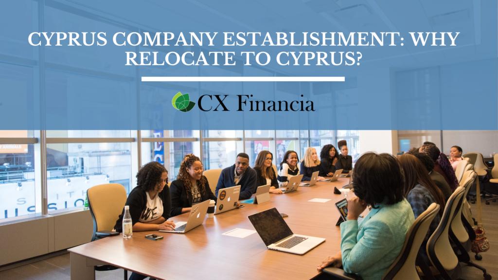 Cyprus company establishment