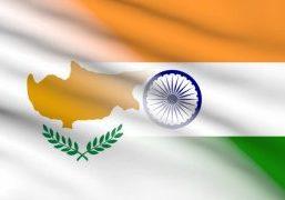 CY-India flag